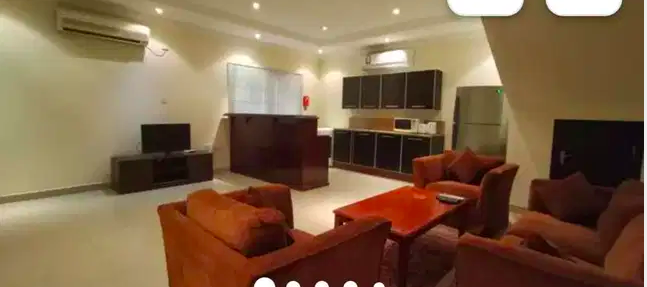 Residential Property 1 Bedroom F/F Apartment  for rent in Al-Waab , Doha-Qatar #7751 - 1  image